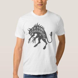 An Modh Coinníollach (front) T-shirt