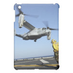 An MV-22 Osprey launches from the USS Nassau Case For The iPad Mini