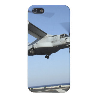 An MV-22 Osprey launches from the USS Nassau iPhone SE/5/5s Case
