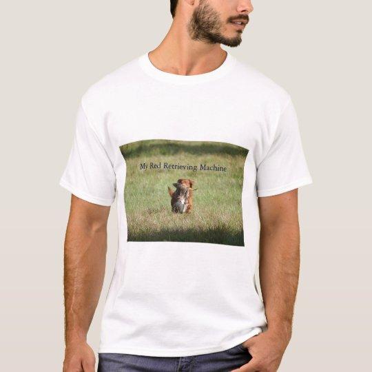 An NSDTR Retrieving  T-Shirt