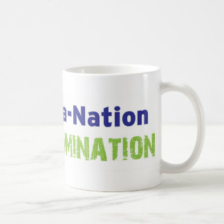 An Obama-Nation is an Abomination Classic White Coffee Mug