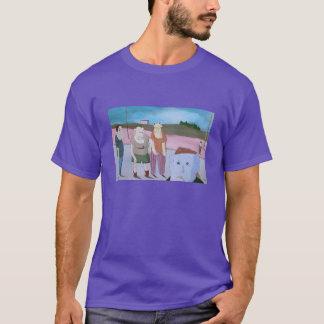 An Occurrence Near Owl Creek Bridge Dark T-Shirt