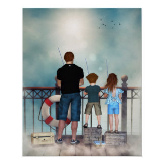 An Ocean of Tenderness Poster/Canvas Print