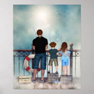 An Ocean of Tenderness Poster/Canvas Print