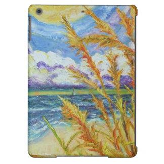 An Ocean View Beach iPad Air Case