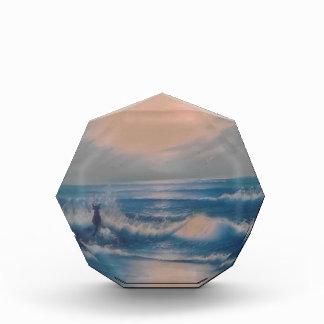 An Oceans Dream Acrylic Award