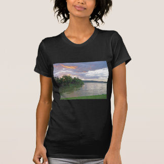 An Ohio River Valley Sunrise T Shirt