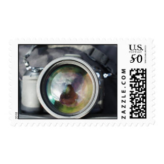 An old Camera Postage