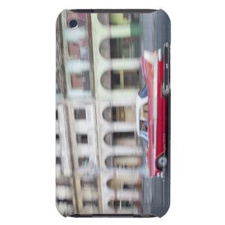An old car cruising the streets of Havana, Cuba. Case-Mate iPod Touch Case