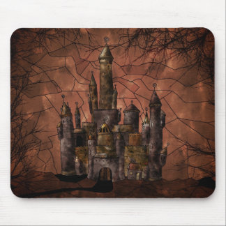 An Old Castle Mouse Pad
