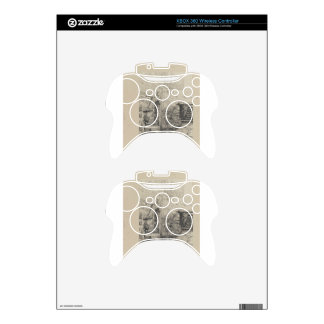 An Old Cistern by James Tissot Xbox 360 Controller Skin