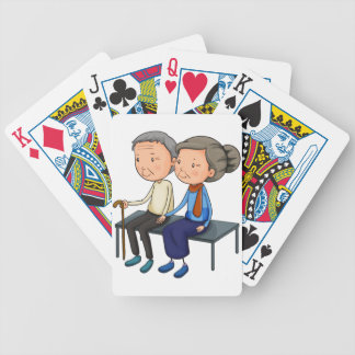 Dating bicycle playing cards