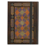 An Old Decorative Book Cover Case For iPad Air