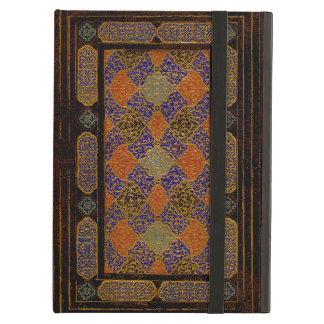 An Old Decorative Book Cover iPad Air Cover