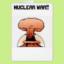 An Old Fart's Nuc War! Card