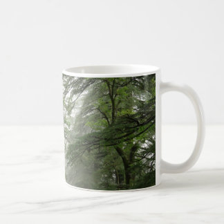 An old Gothic style church Coffee Mugs
