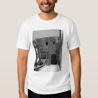 An old house in Lindos, Rhodes Tshirts