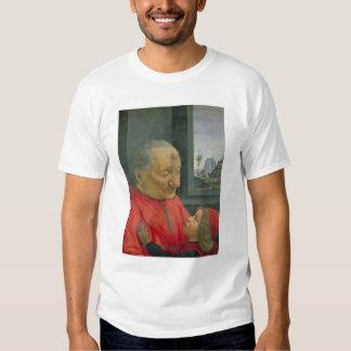 An Old Man and a Boy, 1480s Tee Shirt