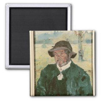 An Old Man, Celeyran, 1882 Magnet