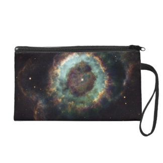 An Old Star Gives Up the Ghost Wristlet Clutch