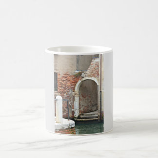 An old Venetian canal Coffee Mug