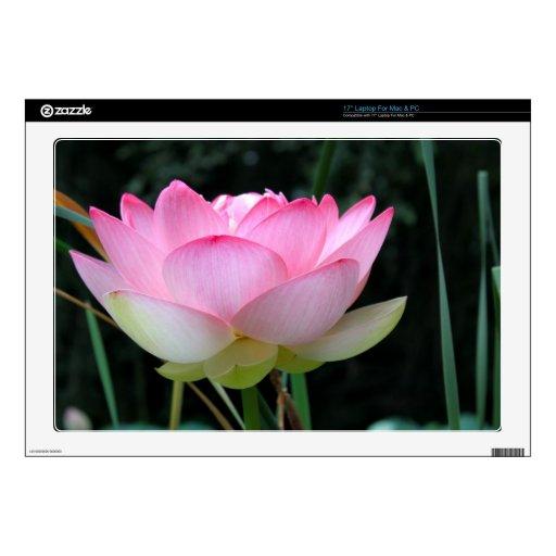 An Opening Lotus Skins For Laptops