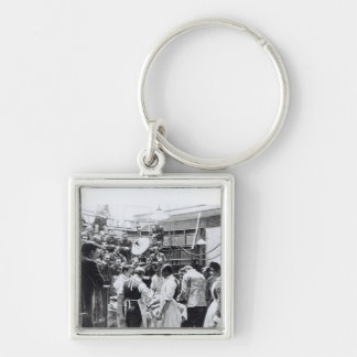 An Operation at Charing Cross Hospital Keychain