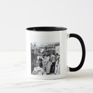 An Operation at Charing Cross Hospital Mug
