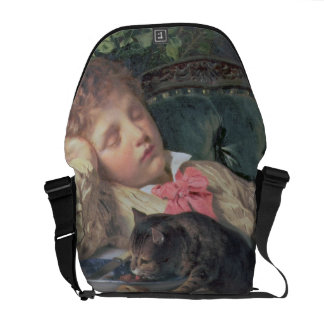 An Opportune Moment Messenger Bag
