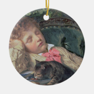 An Opportune Moment Christmas Tree Ornaments