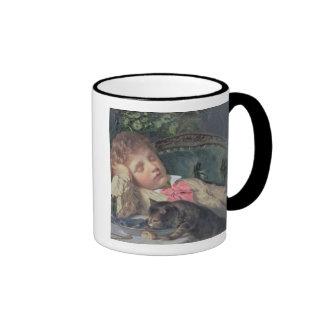 An Opportune Moment Ringer Mug