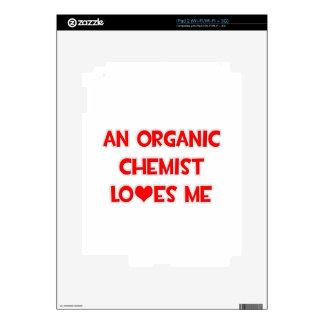 An Organic Chemist Loves Me iPad 2 Skins