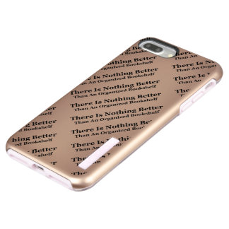 An Organized Bookshelf Incipio DualPro Shine iPhone 7 Plus Case