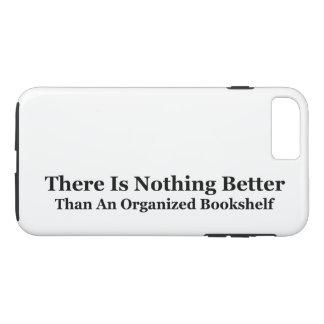 An Organized Bookshelf iPhone 7 Plus Case
