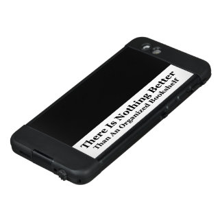 An Organized Bookshelf LifeProof NÜÜD iPhone 6 Case