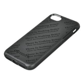 An Organized Bookshelf OtterBox Symmetry iPhone 7 Case