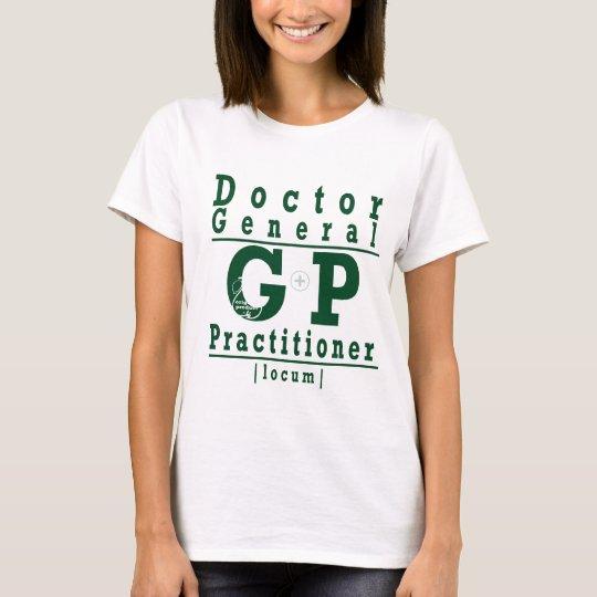 An Original Product | Female Doctor Wear | Locum | T-Shirt