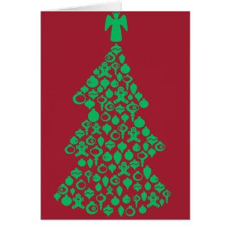 An Ornamental Christmas Card