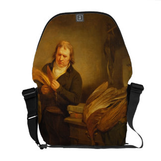 An Ornithologist, probably Mr. Thomson, Animal and Messenger Bag