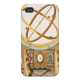 An Orrery designed by Tycho Brahe (1546-1601) from Case For iPhone 4