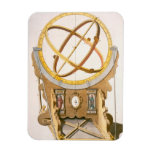 An Orrery designed by Tycho Brahe (1546-1601) from Rectangular Magnet