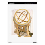 An Orrery designed by Tycho Brahe (1546-1601) from iPad 3 Skin