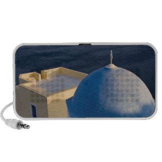 An Orthodox Church near the sea, Oia Santorini iPhone Speaker