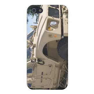 An Oshkosh M-ATV Cover For iPhone SE/5/5s