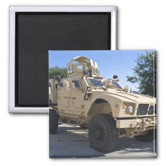 An Oshkosh M-ATV Magnet