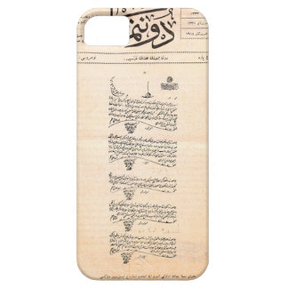 An Ottoman Empire Document iPhone SE/5/5s Case