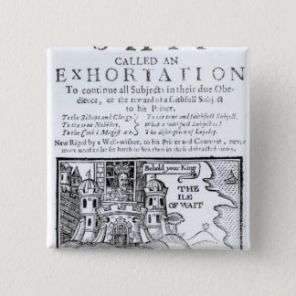 An Ould Ship called an Exhortation' Button