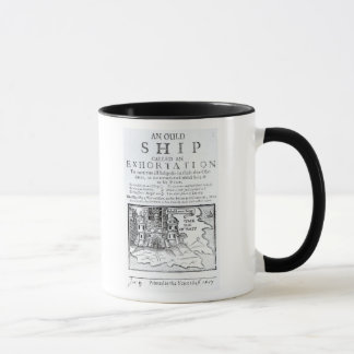 An Ould Ship called an Exhortation' Mug