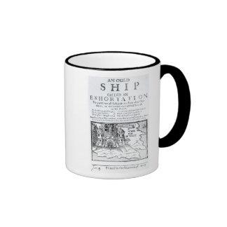 An Ould Ship called an Exhortation' Coffee Mugs
