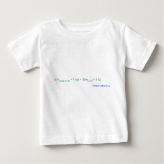 An ounce of prevention is worth a pound of cure t shirt